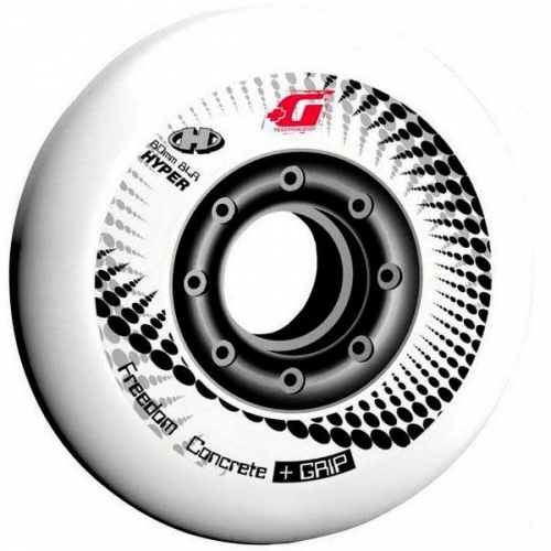 Hyper Concrete+Grip(White)