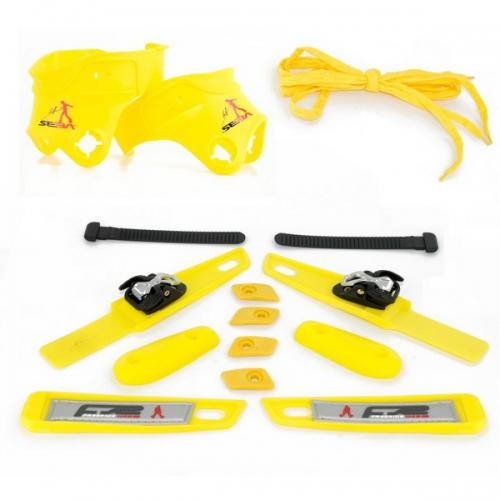 Seba FR Custom Kit (Yellow)